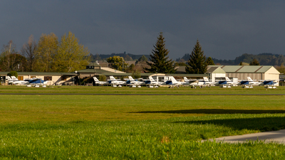 NZMK - Airport - Ramp