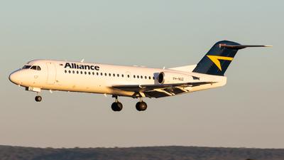 VH-NUZ - Fokker 70 - Alliance Airlines