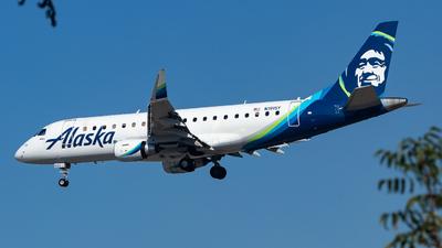 N191SY - Embraer 170-200LR - Alaska Airlines (Skywest Airlines)