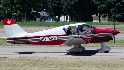 A picture of HBKFW - Robin DR400/140B - [2535] - © Davide Pernici