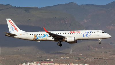 EC-LKX - Embraer 190-200LR - Air Europa