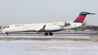 N708EV - Bombardier CRJ-701 - Delta Connection (ExpressJet Airlines)