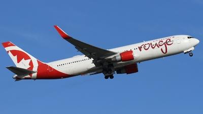 C-FMWV - Boeing 767-333(ER) - Air Canada Rouge