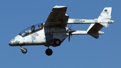 ZU-XDM - Ahrlac XDM - Aerosud