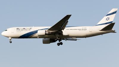 4X-EAP - Boeing 767-3Y0(ER) - El Al Israel Airlines