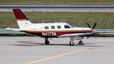 N4173N - Piper PA-46-350P Malibu Mirage - Private