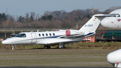 A picture of DCNOX - Cessna 525C CitationJet CJ4 - [525C0174] - © Bjoern Huke