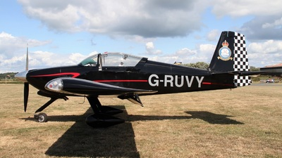 A picture of GRUVY - Van's RV9A - [PFA 32013807] - © Ian Johnson