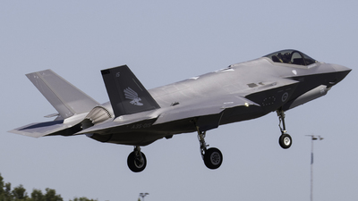 A35-015 - Lockheed Martin F-35A Lightning II - Australia - Royal Australian Air Force (RAAF)