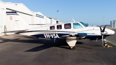 VH-VSA - Beechcraft 58 Baron - Private
