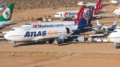 N522MC - Boeing 747-2D7B(SF) - Atlas Air