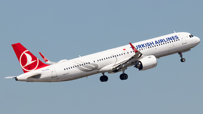 A picture of TCLTA - Airbus A321271NX - Turkish Airlines - © Rui Sequeira