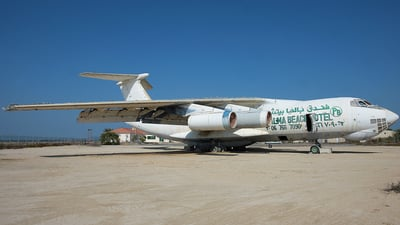 TL-ACN - Ilyushin IL-76T - Centrafrican Airlines