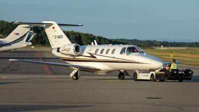 D-IMOI - Cessna 525 CitationJet 1 - ProAir Aviation