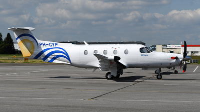 PH-CYP - Pilatus PC-12/47E - Private