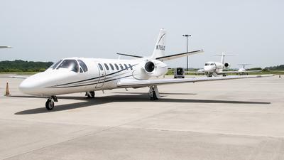 A picture of N768JS - Cessna 560 Citation Encore+ - [5600775] - © Devin | Charleston.Spotter