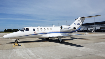 PT-ASX - Cessna 525A CitationJet 2 - Táxi Aéreo Piracicaba