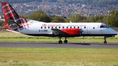 G-LGNK - Saab 340B - Loganair