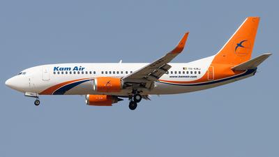 A picture of YAKMJ - Boeing 7373H4 - Kam Air - © M. Umar Aziz