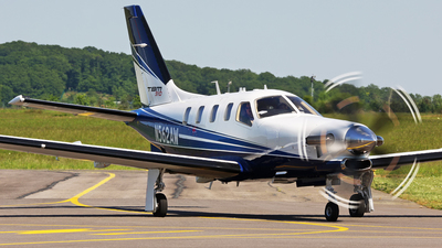 N562AW - Socata TBM-910 - Private