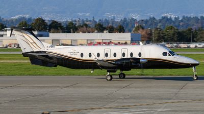 A picture of CFNSV - Beech 1900D - North Caribou Flying Service - © Luft Spotter