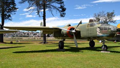 N9069Z - North American B-25J Mitchell - Private