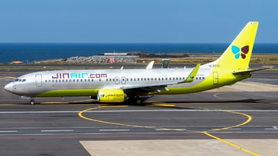 HL8012 - Boeing 737-8SH - Jin Air