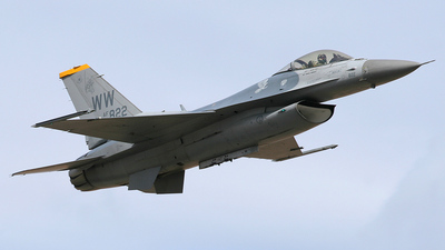 90-0822 - Lockheed Martin F-16CJ Fighting Falcon - United States - US Air Force (USAF)