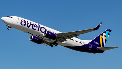 N802XT - Boeing 737-8F2 - Avelo Airlines