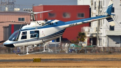 JA9814 - Bell 206B-3 JetRanger III - Private