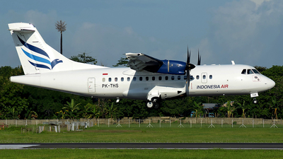 PK-THS - ATR 42-500 - Indonesia Air Transport (IAT)