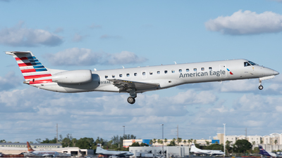 N918AE - Embraer ERJ-145LR - American Eagle (Envoy Air)