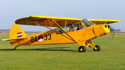 N298SQ - Piper PA-18-95 Super Cub - Private
