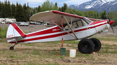 N2LB - Piper PA-18-150 Super Cub - Private