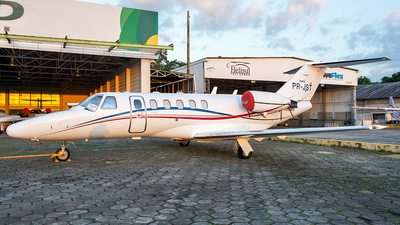 PR-JST - Cessna 525A CitationJet 2 - Private