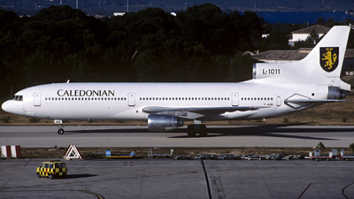 TF-ABM - Lockheed L-1011-50 Tristar - Caledonian Airways