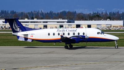 C-GMFU - Beech 1900D - Pacific Coastal Airlines