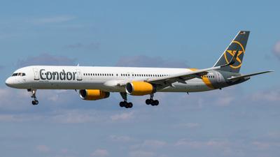 A picture of DABOC - Boeing 757330 - Condor - © Dominik Steciuk