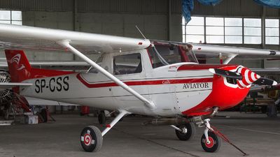 SP-CSS - Cessna 152 - Private