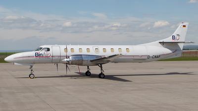 D-CNAF - Fairchild SA227-AC Metro III - Binair Aero Service