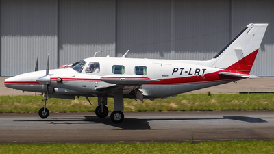 PT-LRT - Piper PA-31T Cheyenne II - Private