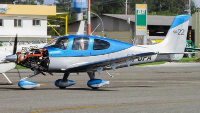 PR-JPA - Cirrus SR22-S - Private