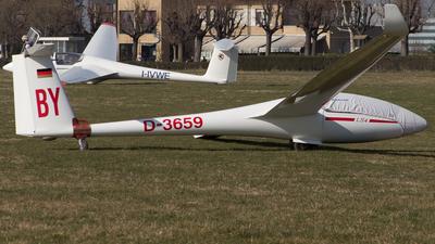 D-3659 - Rolladen-Schneider LS-4 - Aero Club - Torino