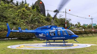 HK-4498 - Bell 206L-3 LongRanger - HeliSur