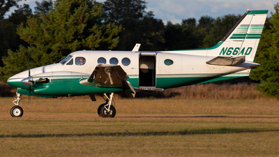 N66AD - Beechcraft 90 King Air - Private