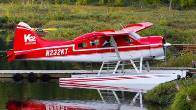 A picture of N232KT - De Havilland Canada DHC2 Mk.I - [52] - © C. v. Grinsven