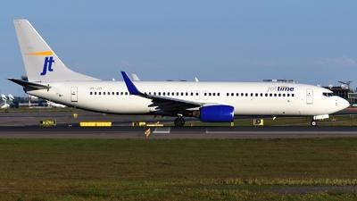 OY-JZI - Boeing 737-83N - Jettime