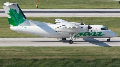 A picture of CGANS - De Havilland Canada Dash 8100 - Wasaya Airways - © Felipe García