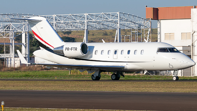 A picture of PRFTR - Bombardier Challenger 605 - [5915] - © Alexandre Barreto