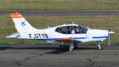 F-GTYB - Socata TB-20 Trinidad - France - Direction Generale de l'Aviation Civile